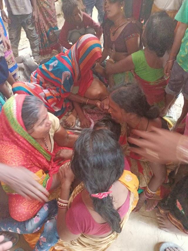 बर्री के बाजितपुर में डूबने से दो भाईयों की मौत