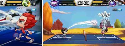 game bulu tangkis Badminton