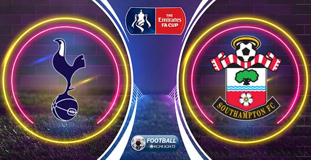 Tottenham Hotspur vs Southampton – Highlights