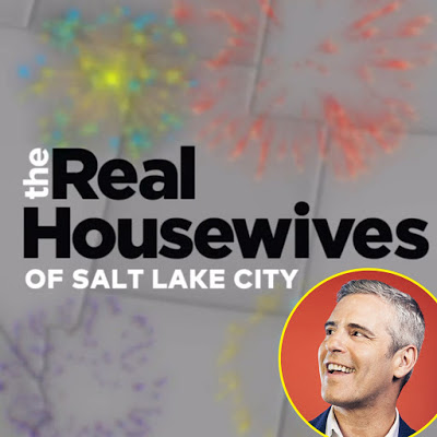 The Real Housewives Of Salt Lake City Wraps Up Filming For Season 1! Plus Andy Cohen Says The News Series May Premiere 'Towards The  End Of The Year'