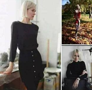 Natasha Von Braun - Russian artist
