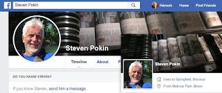 Steven Pokin - reporter for the Springfield News-Leader