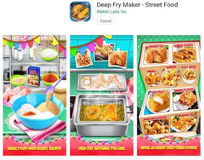game perempuan masak masakan