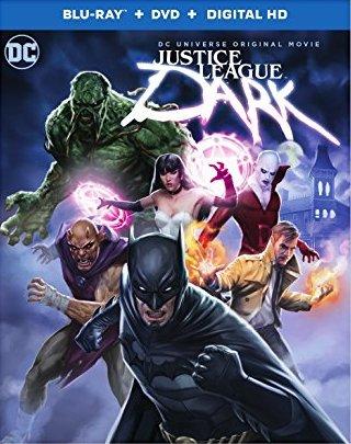 Justice League Dark 2017 English Bluray Movie Download