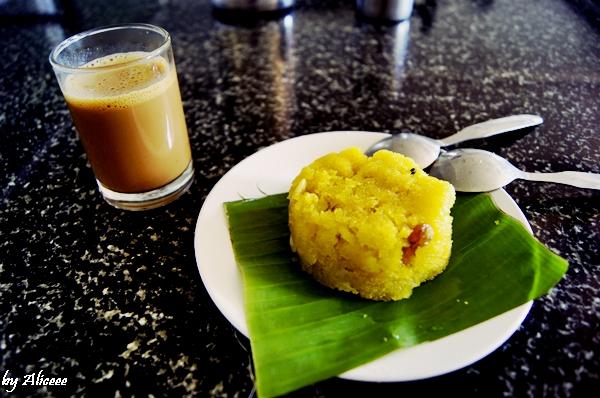 mic-dejun-India