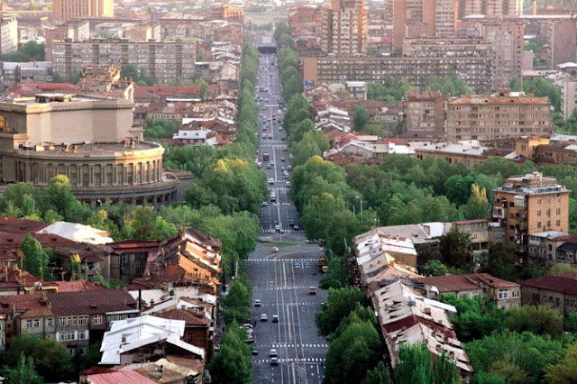Armenia repara instalaciones culturales
