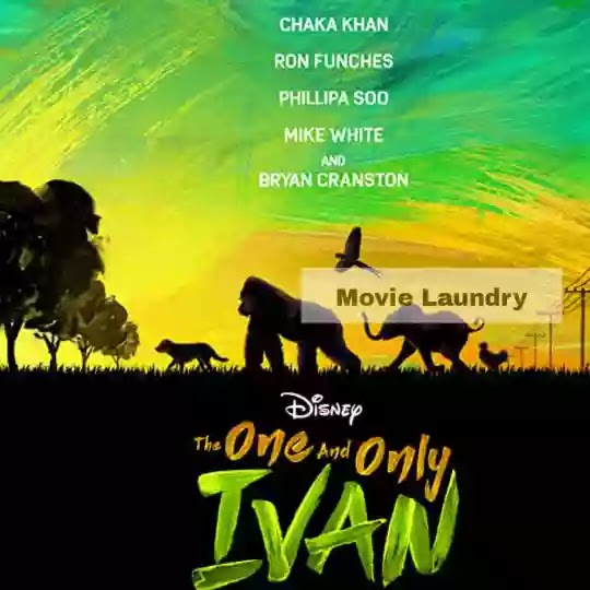 The One and Only Ivan (2020) review and rating.