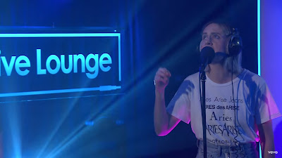 Snakehips , MØ - Don't Leave ( in the Live Lounge ) BBCRadio1