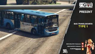 Busway Transjakarta V.1