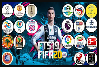 FTS 19 Mod FIFA 20 All Europe & Asia League by Mz mamet