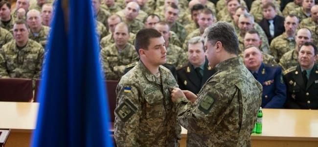 Наймолодший Герой України. Володимир Гринюк