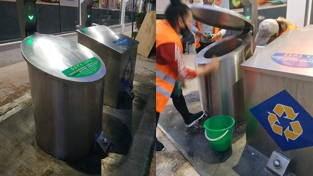 Τομέας Καθαριότητας Δήμου Άργους Μυκηνών: Να τηρούνται τα αυτονόητα στη χρήση των βυθιζόμενων κάδων