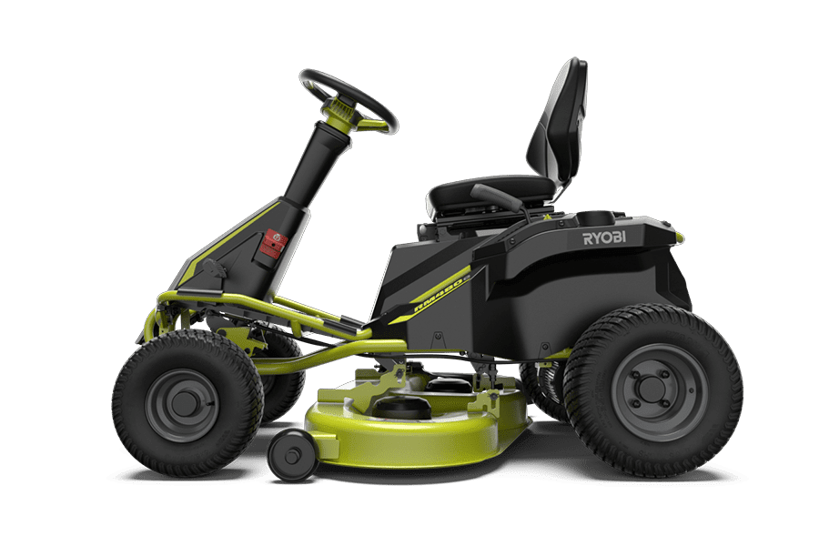Ryobi R48110 Electric Riding Lawn Mower Review Best