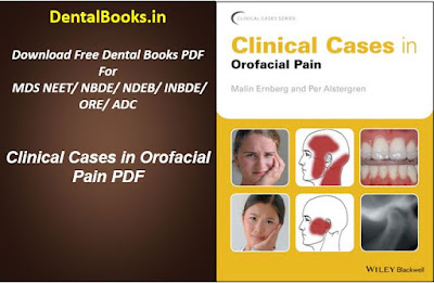 Clinical Cases in Orofacial Pain PDF DENTAL BOOKS