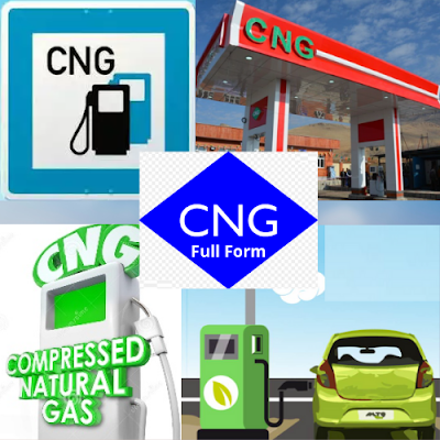 CNG Full Form In Road Construction