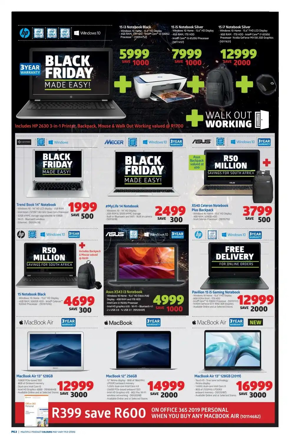 Incredible Connection Black Friday Deals  -  Page 2