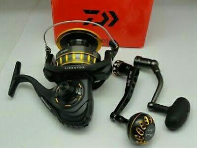 Reel Daiwa BG 8000