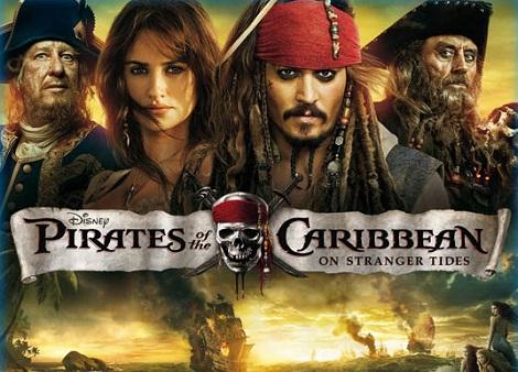 Download Pirates of the Caribbean: On Stranger Tides (2011) Dual Audio [Hindi+English] 720p + 1080p Bluray ESubs