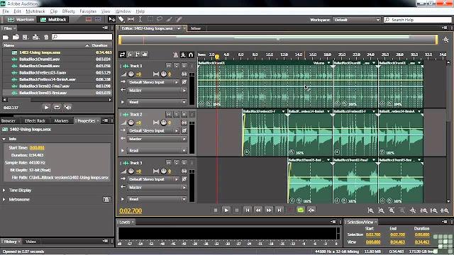 Download Adobe Audition CS6 Full Version Terbaru 2021 Free Download