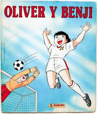 Oliver y Benji