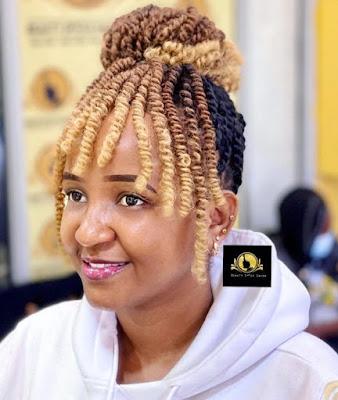 Best Nubian twist braid hairstyles for ladies