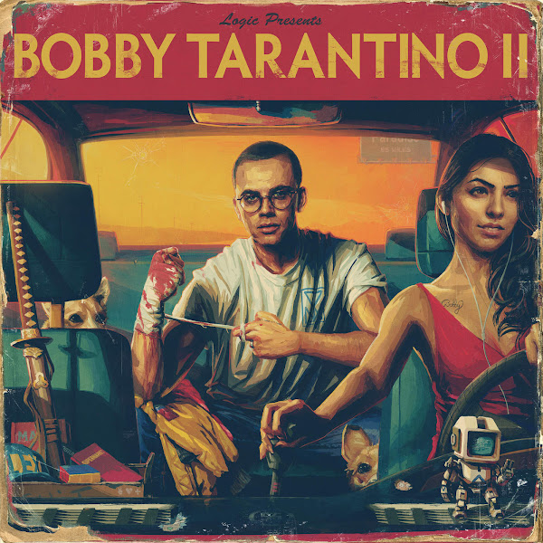 Logic - Indica Badu (feat. Wiz Khalifa) - Single Cover
