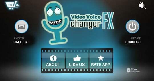 aplikasi Voice Charger FX
