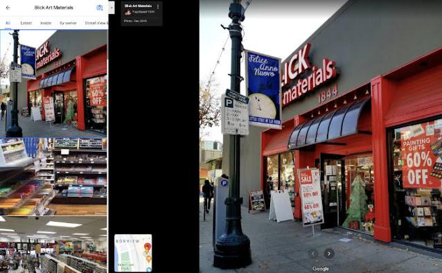 Blick Art Materials - San Diego - 1844 India Street San Diego, CA 92101