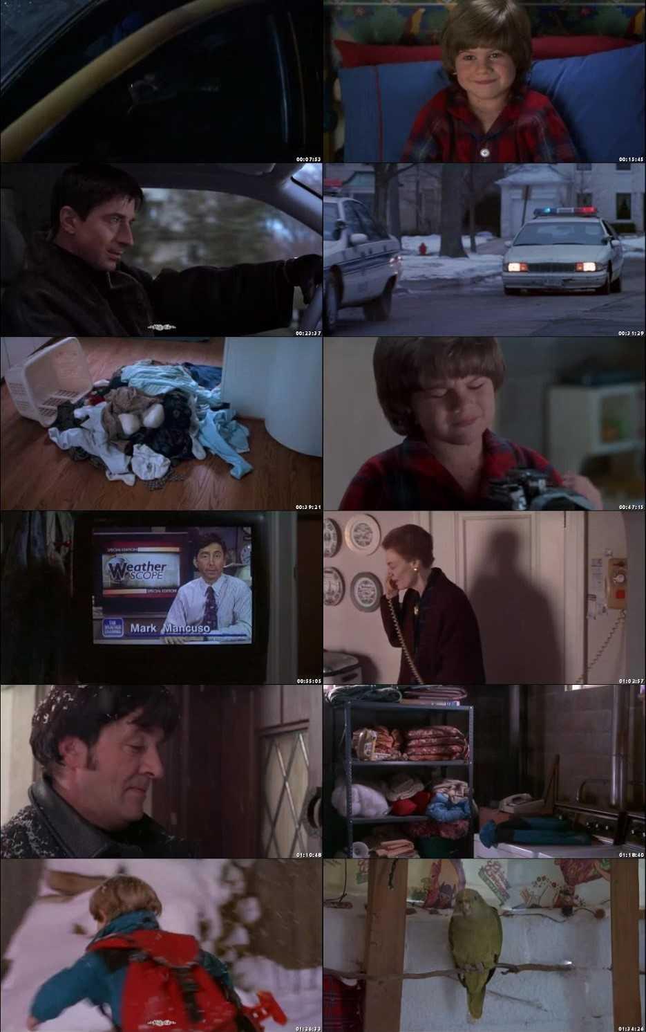 Home Alone 3 1997 Screenshot