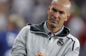 Zidane with Real Madrid like a cat with seven lives!