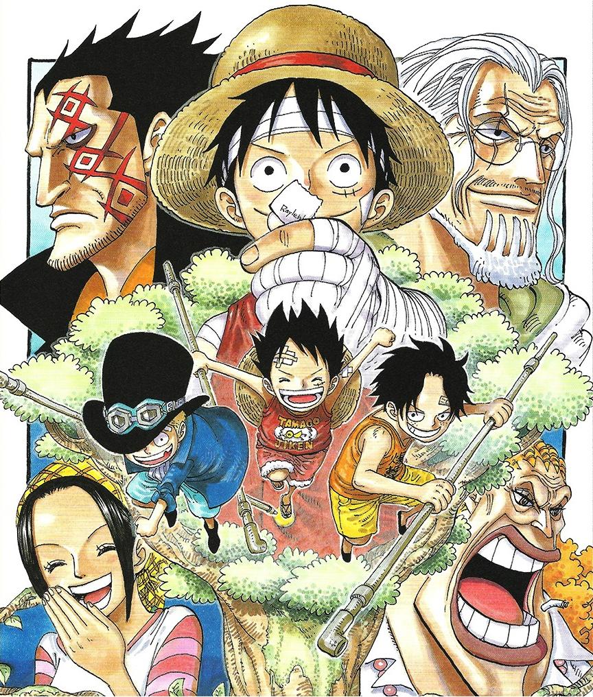One Piece Manga 863 - Sanji Vs Katakuri: The Post-War Arc