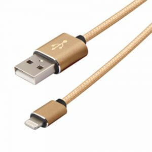Mazer 120CM 3.1A Lightning Cable