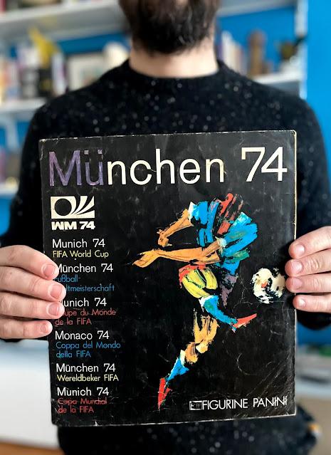Album Panini Monaco '74