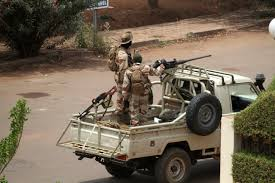 Military Coup in Mali 2020