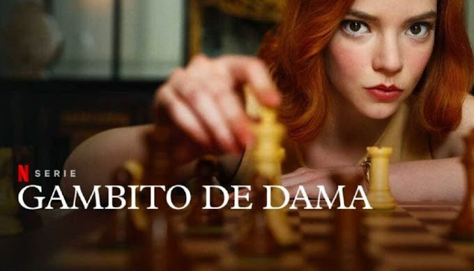 Gambito de Dama Temporada 1 en Latino - Ingles HD (2020)