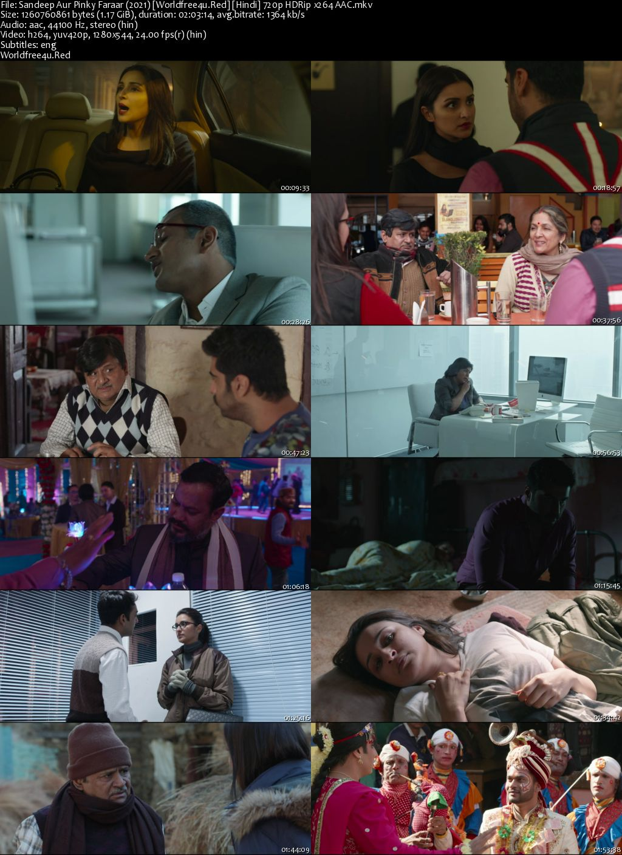 Sandeep Aur Pinky Faraar 2021 Hindi HDRip 720p