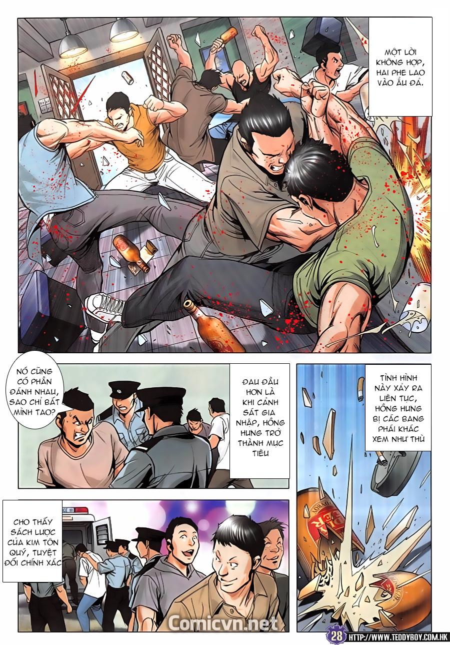 Người Trong Giang Hồ chapter 1953: a chí vs cửu văn long trang 27
