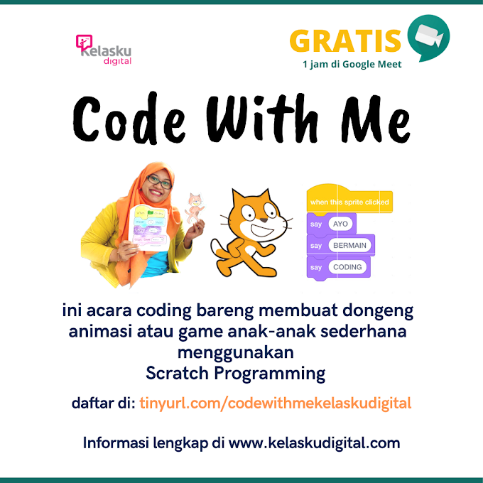 Code With Me Kelasku Digital