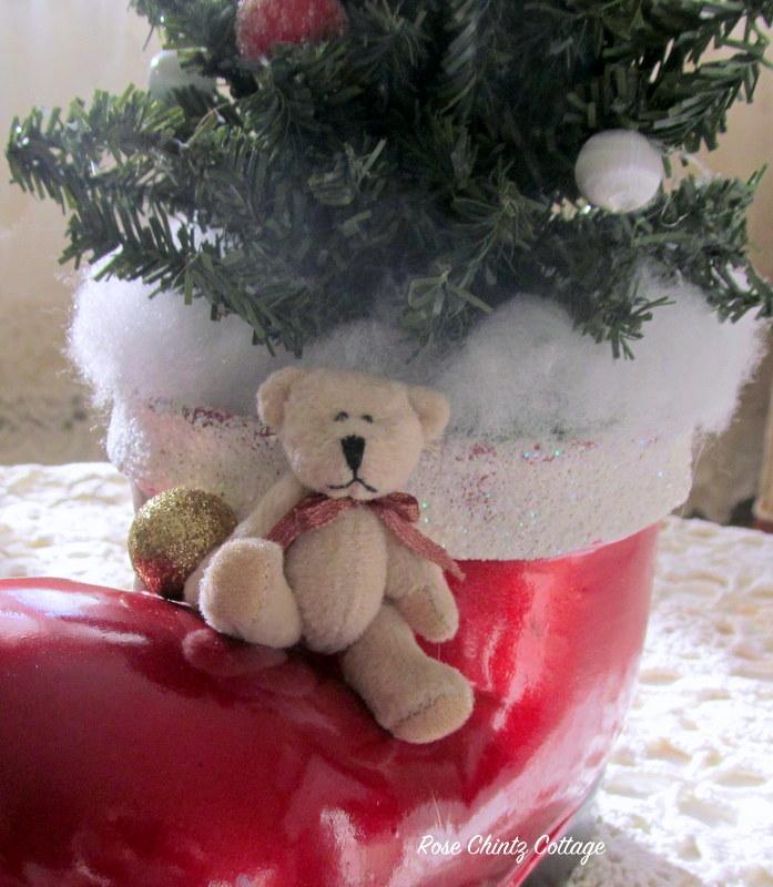 Rose Chintz Cottage A Christmas Tree Tea