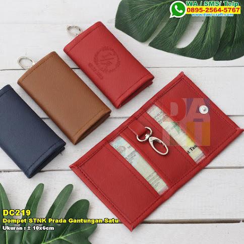 Dompet STNK Prada Gantungan Satu