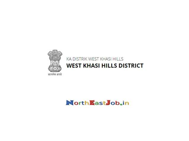 West-Khasi-Hills-District-Meghalaya-Jobs-20-December-2019