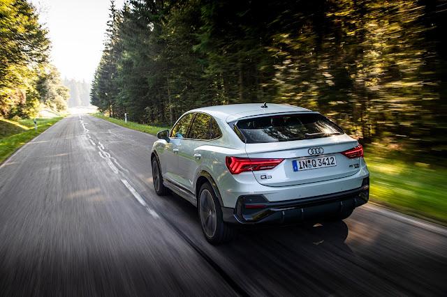 2021 Audi Q3 Sportback.