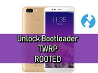 Cara UBL (Unlock Bootloader), Pasang TWRP, Rooted Lenovo S5 K520