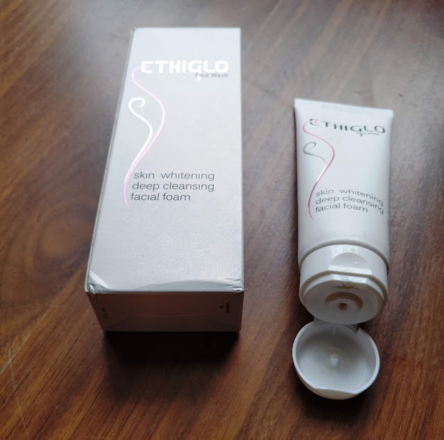 Ethiglo Face Wash Review and Pictures