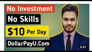 DOLLARPAYU REVIEW: IS DOLLARPAYU SCAM SITE?