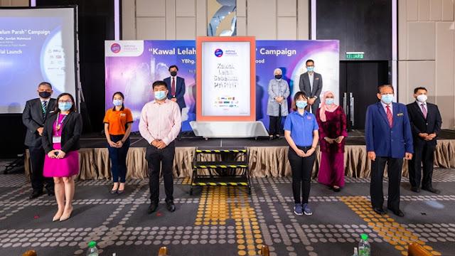 Kawal Lelah Sebelum Parah, Asthma Awareness Campaign, Educate Patients with Best Measures, Asthma Malaysia, Asthma Management, Health