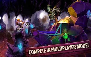 Trials Frontier v4.2.2 Apk+Data (Unlimited Money)