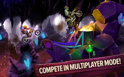 Download Trials Frontier v4.3.0 Mod Apk (Unlimited Money) Full Version