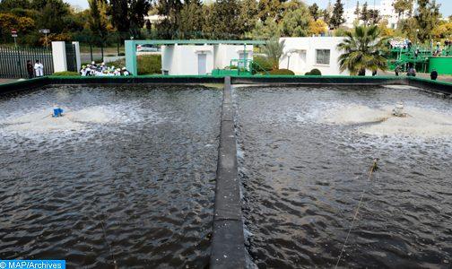 نحو تأهيل شبكة التطهير السائل لمدينة آسفي