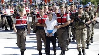 Περίπου 16 χιλιάδες Τούρκοι ζήτησαν άσυλο στη Γερμανία για να ξεφύγουν από τον Ερντογάν